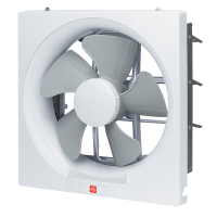 KDK Exhaust Fan Wall Mounted Square 25cm 10 inch- 25AUHT