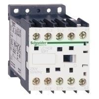 Schneider Electric Contactor - 3P - AC-3 <= 440 V 16 A - 1 NO aux. - 220...230 V AC coil, TeSys K, L