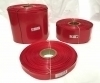 POWERMAT PVC HEAT SHRINKABLE SLEEVE, Thickness 0.17mm , 103mm RED, PMTHS-100103R