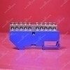 HIMEL COPPER TERMINAL BLOCK 10 HOLES BLUE HTB0100812W10B