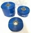 POWERMAT PVC HEAT SHRINKABLE SLEEVE, Thickness 0.17mm , 48mm BLUE