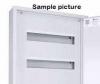 ALFANAR Modular Distribution Board DB 16 Modules 2 Row Surface Type RAL 7035 Grey 45-216MS00S