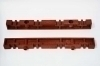ESW BUSBAR SUPPORT 4P MALE + FEMALE RED COLOR ESW601