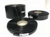 POWERMAT PVC HEAT SHRINKABLE SLEEVE, Thickness 0.17mm , 110mm BLACK, PMTHS-100110BLK