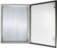 ALFANAR Metal Enclosure 600x600x200 IP66 with mounting and gland plates 47-SB606020D
