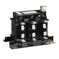 SCHNEIDER ELECTRIC ANTI HARMONIC DETUNED REACTOR 100kvar 228Hz 3.8 7 60Hz 400V, LVR07500B40T